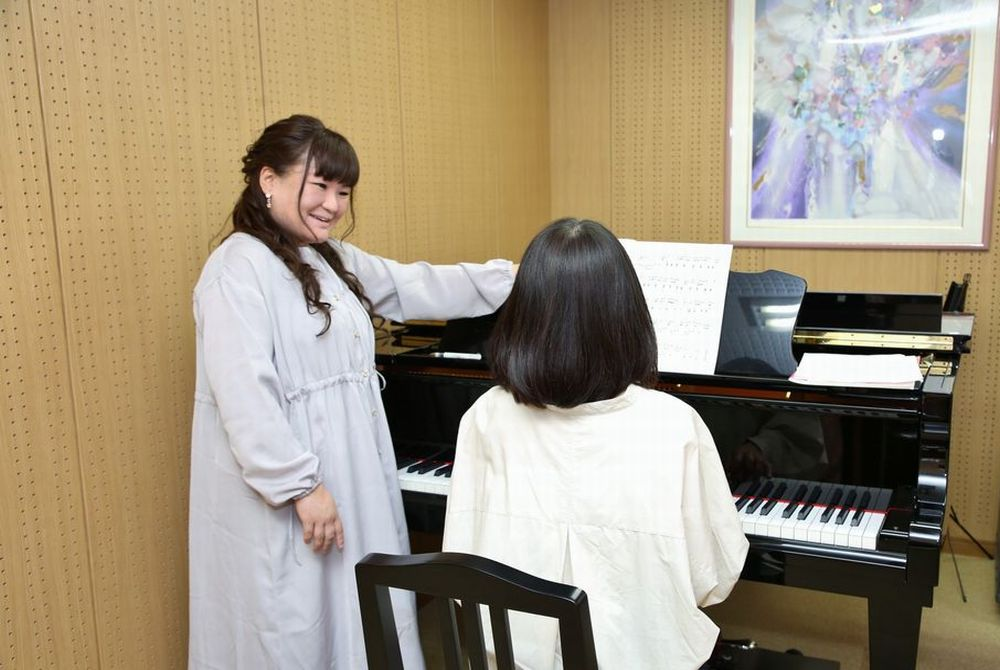 ひまわり音楽教室のレッスン