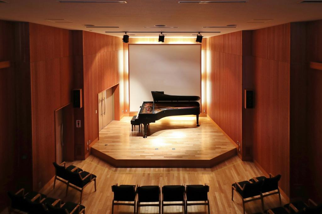 ひまわり音楽教室のホール