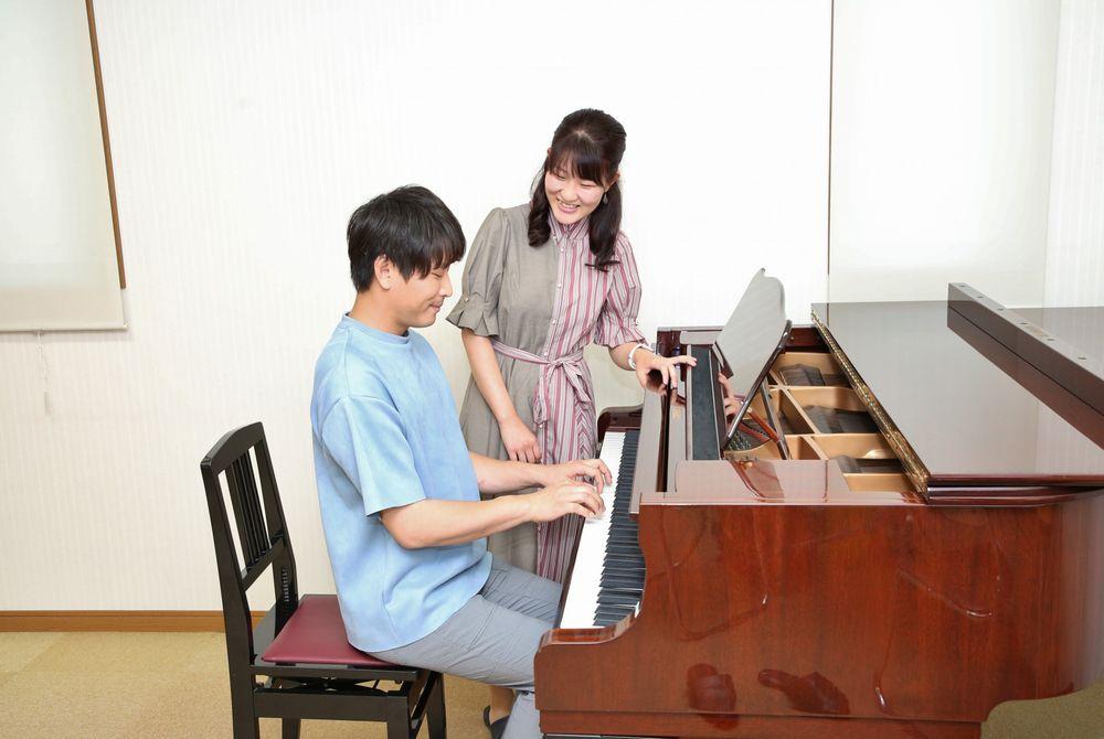 ひまわり音楽教室のレッスン環境